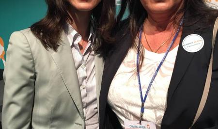 На работна среща с Еврокомисар Мария Габриел