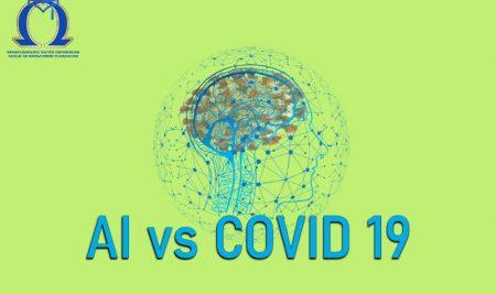 Назначен е изкуствен интелект, за да намери решение на проблема за Covid-19