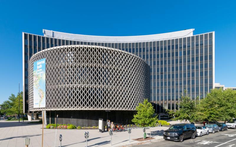 Сграда на Пан Американската здравна организация