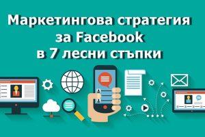 Маркетинг стратегия за Фейсбук