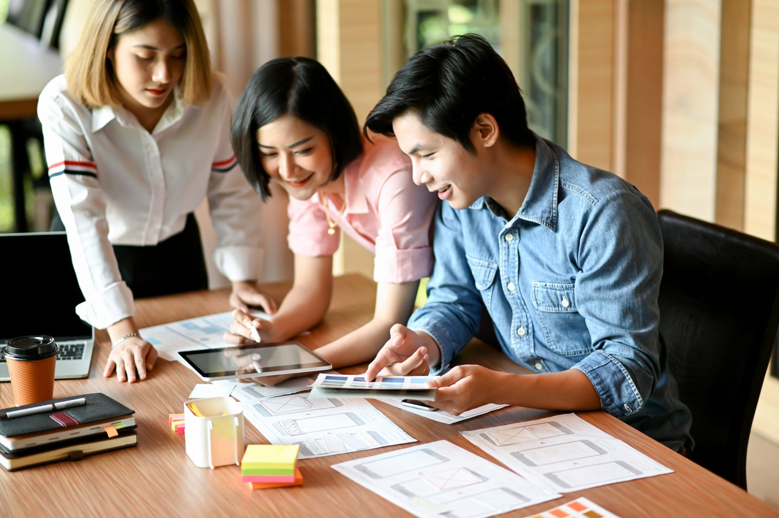 Студенти по компютърни мрежи